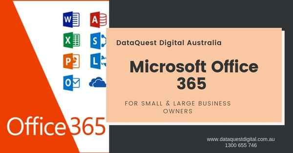 DataQuest Digital PTY LTD - Web Hosts In Sydney 2000