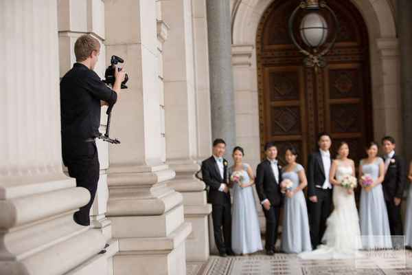 Wedding Movies Videographers - Video Production In Port Melbourne 3207