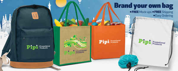 Pipi Promotional Products Australia - Promotional Products In Southbank 3006