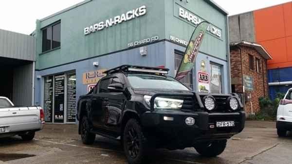 Bars N Racks - Vehicle Spare Parts In Brookvale 2100