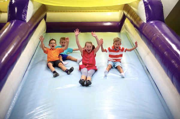 Chipmunks Playland & Cafe Pakenham - Playgrounds In Pakenham 3810
