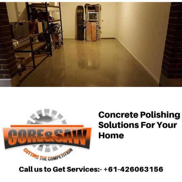 Core & Saw - Concrete & Cement In Saint Kilda East 3183