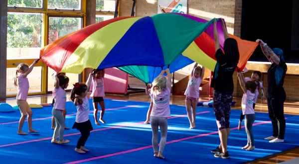 Le Ray Gymnastics Balmain - Gymnastics In Rozelle 2039