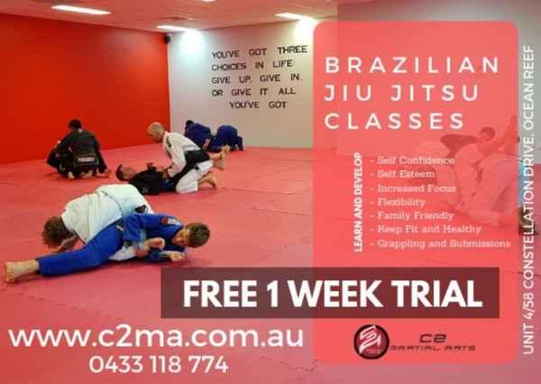 C2 Martial Arts - Martial Arts Schools In Ocean Reef 6027