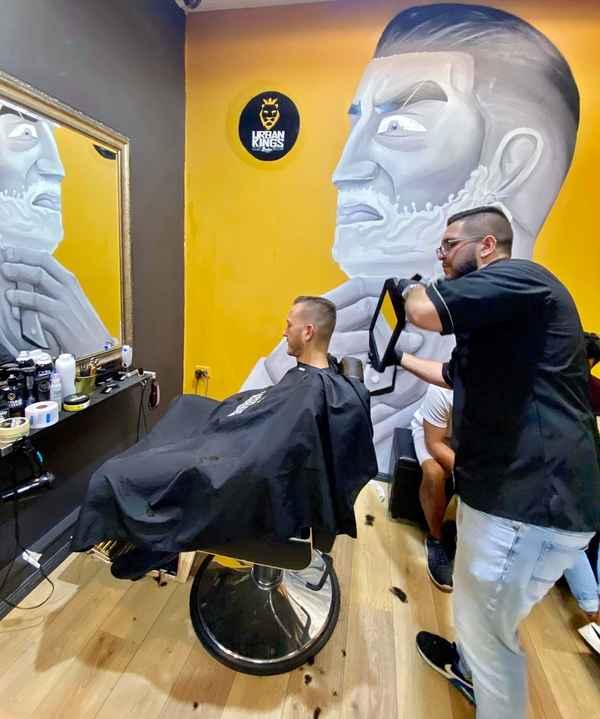 Urban Kings Barbershop - Hairdressers In Brisbane City 4000
