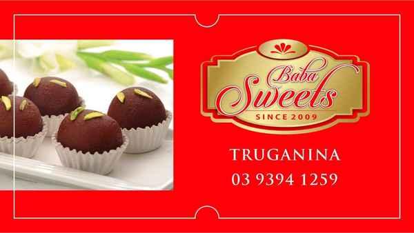 Baba Sweets Truganina - Restaurants In Truganina 3029