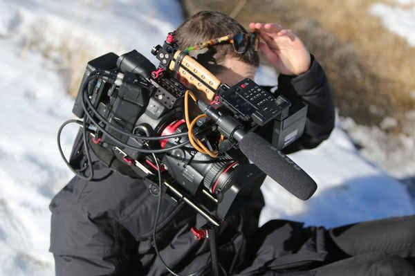 Enamoured Iris - Video Production In Brunswick East 3057