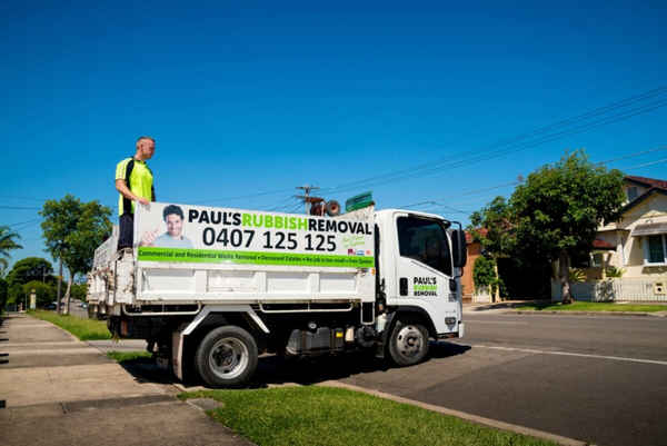 Paul's Rubbish Removal - Rubbish & Waste Removal In Sydney 2000