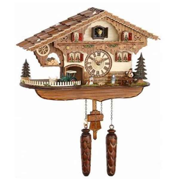 German Cuckoo Clock Nest - Watch Repairs In Tamborine Mountain 4272