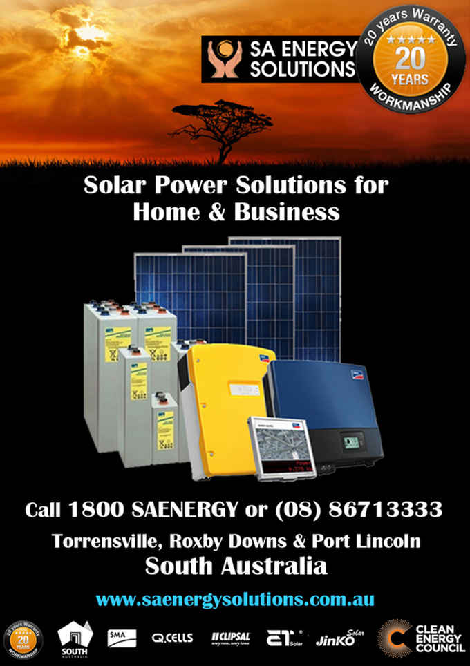 Photo for SA Energy Solutions- Solar Power &  Panels in Roxby Downs 5725 , South Australia