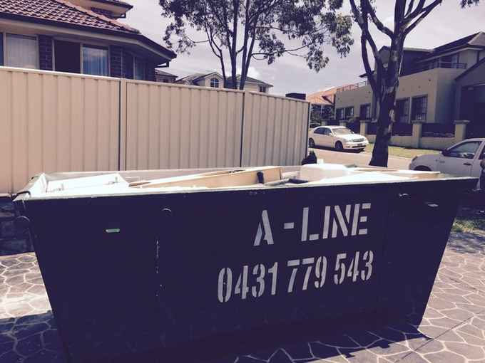 Photo for Aline Movers Skip Bins- Rubbish & Waste Removal in Liverpool 2170 , New South Wales