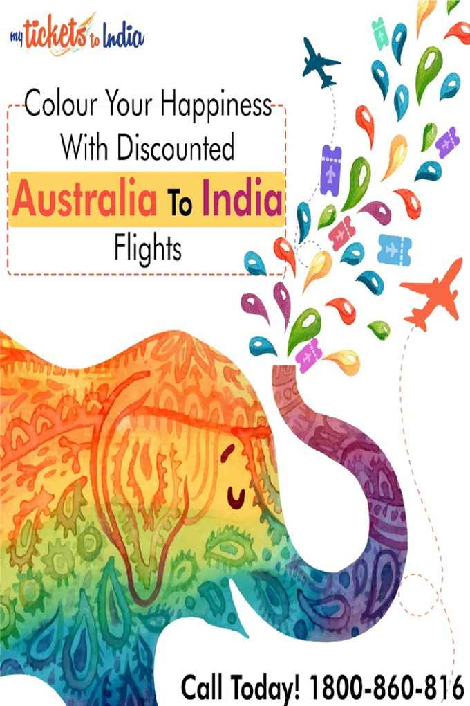 Photo for My Tickets To India Australia- Travel & Tourism in Wyndham Vale 3024 , Victoria