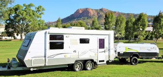 Photo for NQ Caravan Rentals - Caravan & Campervan Hire in Bohle Plains 4817 , Queensland