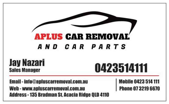 Photo for Aplus Car Removal & cash for cars- Automotive in Acacia Ridge 4110 , Queensland