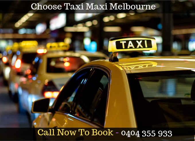 Photo for Taxi Maxi Melbourne | Maxi Taxi Melbourne Airport- Taxis in Melbourne 3000 , Victoria