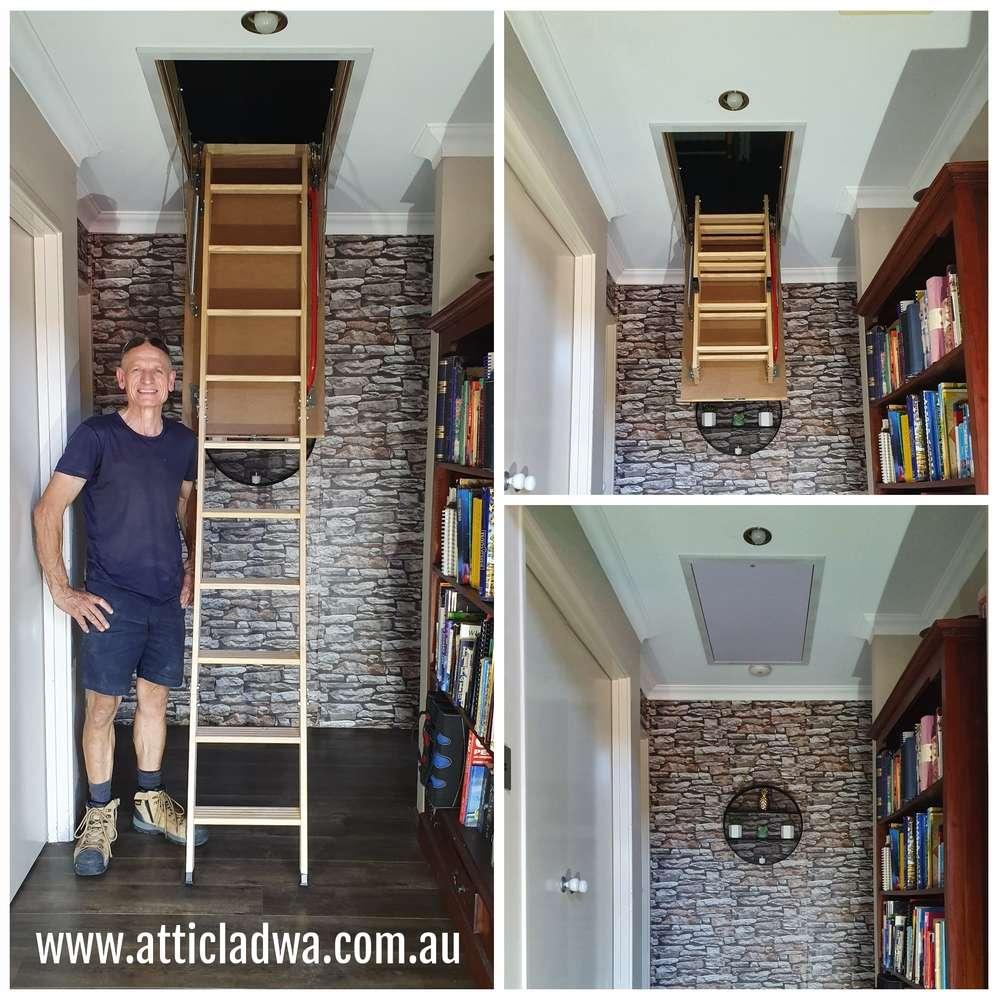Attic Ladder Perth by Attic Lad WA