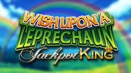Wish Upon A Leprechaun Jackpot King