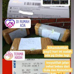 Kiriman paket promo