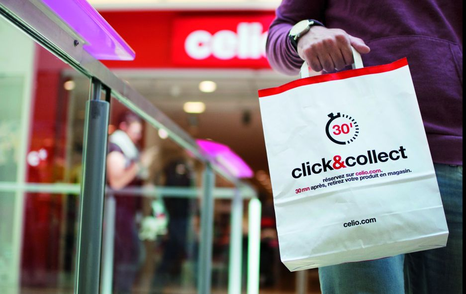click collect celio