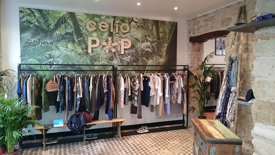 pop up stores celio