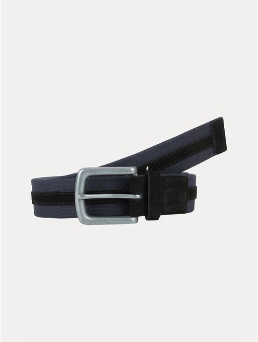 Blue and Black Belt