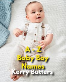 A to Z Baby Boy Names