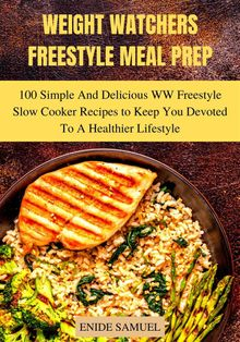 Weight Watchers Freestyle Meal Prep