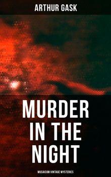Murder in the Night (Musaicum Vintage Mysteries)