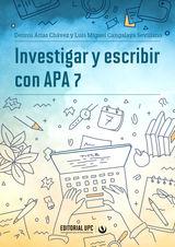INVESTIGAR Y ESCRIBIR CON APA 7