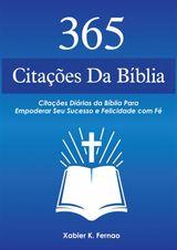 365 CITAÇÕES DA BÍBLIA
