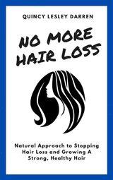 NO MORE HAIR LOSS