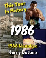 THIS YEAR IN HISTORY 1986 BOOKS