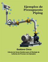 EJEMPLOS DE PRESUPUESTO - PIPING