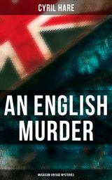 AN ENGLISH MURDER (MUSAICUM VINTAGE MYSTERIES)