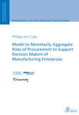 MODEL TO MONETARILY AGGREGATE RISKS OF PROCUREMENT TO SUPPORT DECISION MAKERS