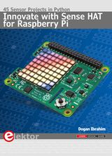 INNOVATE WITH SENSE HAT FOR RASPBERRY PI