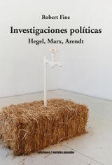 INVESTIGACIONES POLÍTICAS