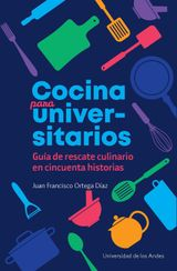 COCINA PARA UNIVERSITARIOS LITERATURA