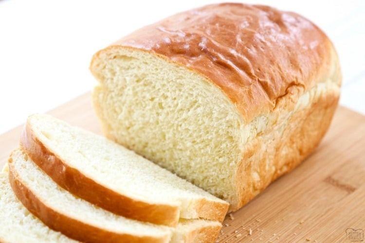 White bread foods