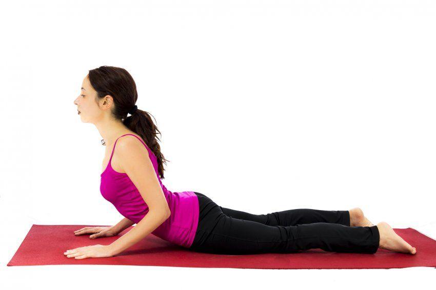 Bhujanga asana yoga