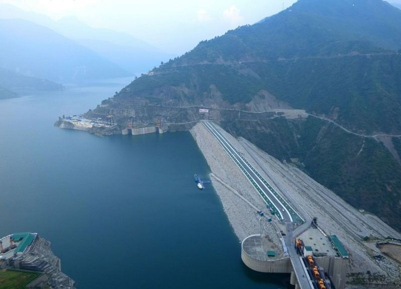 Tehri Dams