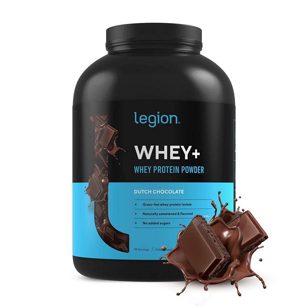 Legion Whey Plus Protein-Front