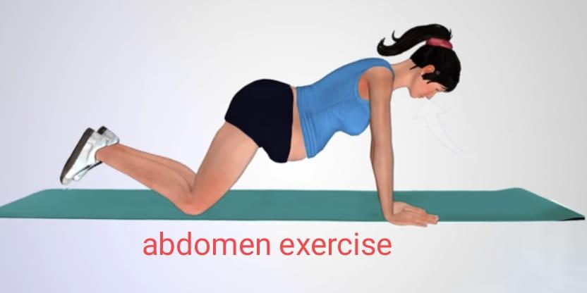 abdomen yoga poses for pregnant women