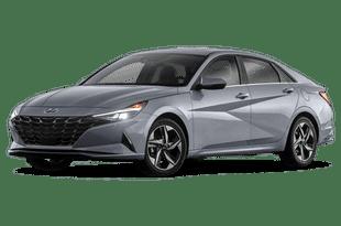 Sedan car body type