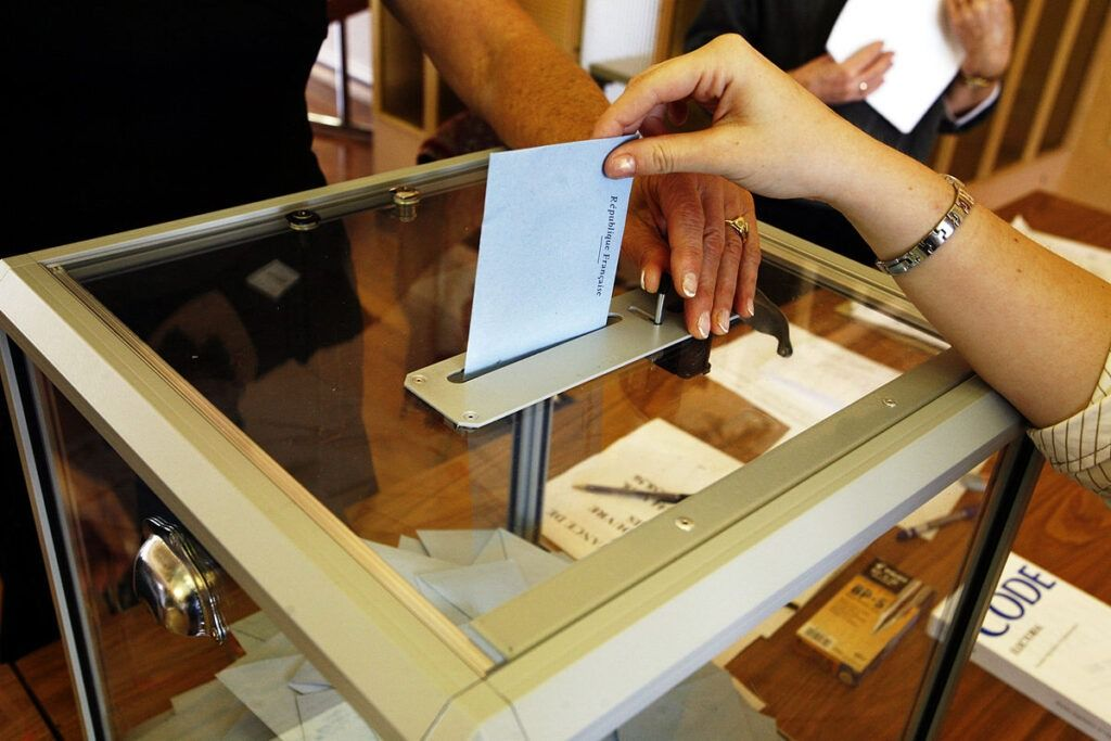 Election-The Voting freedoms