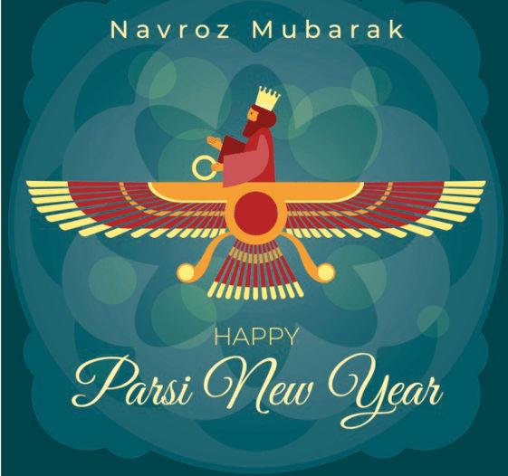 Navroz Mubarak - happy Parsi New year