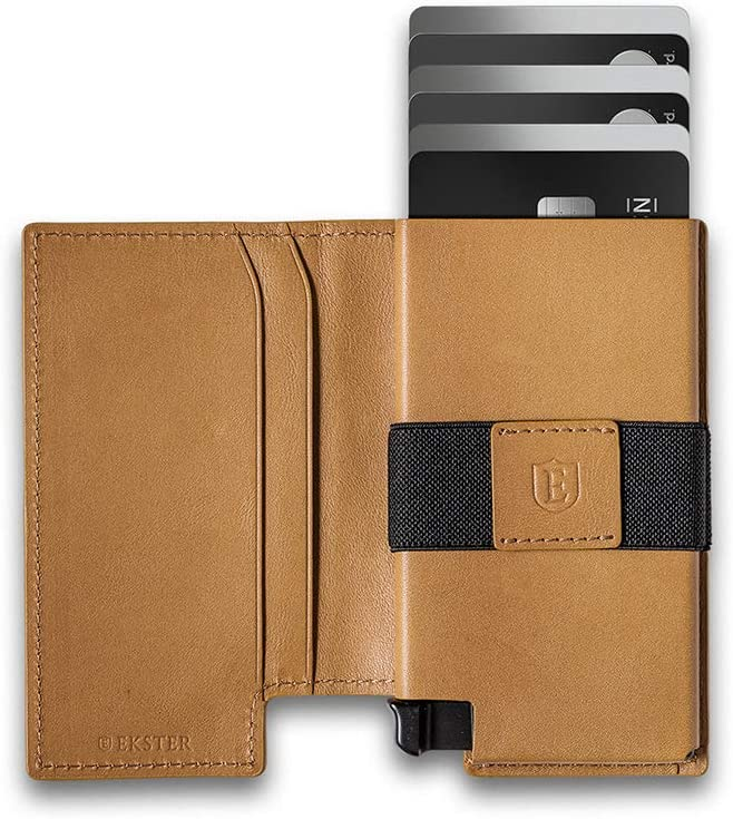 Ekster Parliament wallet with tracker card