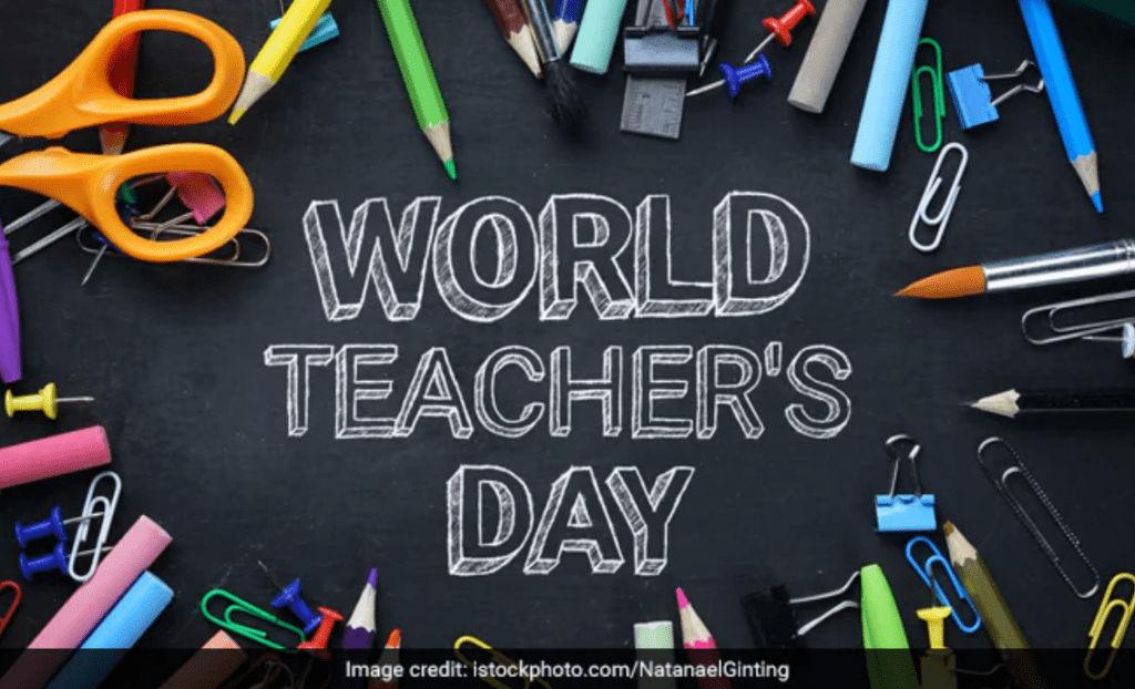Happy World Teachers Day