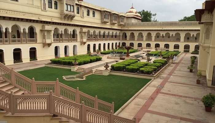 Jaipur Taj Rambagh Palace