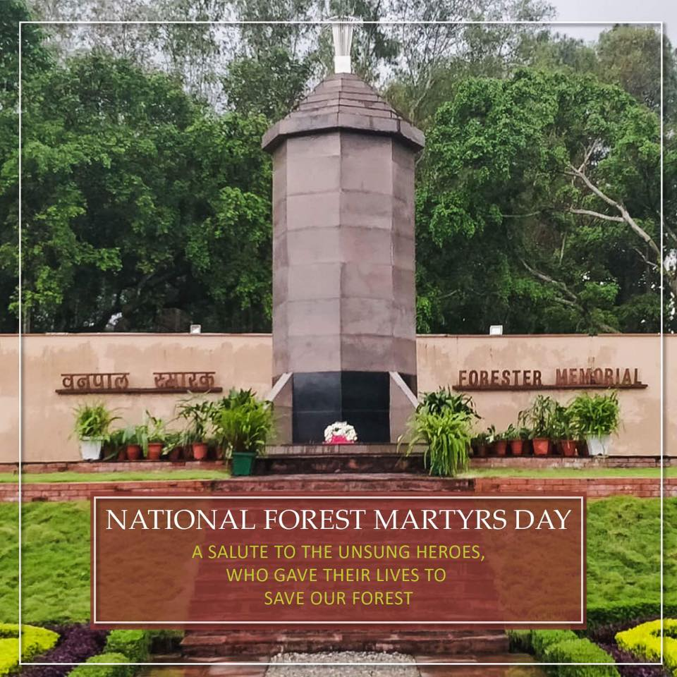 National Forest Martyrs Day